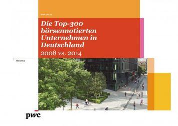 Die Top-300 börsennotierten Unternehmen in Deutsch