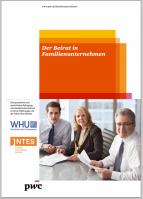 Der Beirat in Familienunternehmen