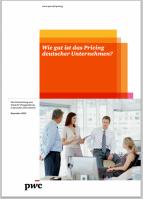 Wie gut ist das Pricing deutscher Unternehmen?