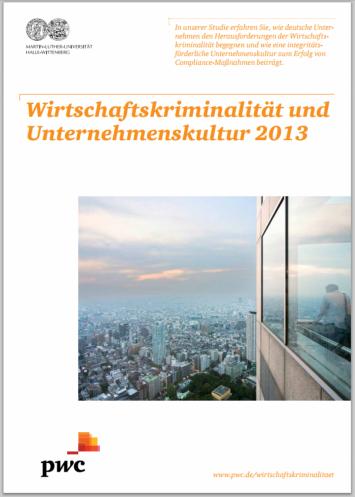 Wirtschaftskriminalität und Unternehmenskultur 201