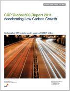 CDP Global 500 Report 2011