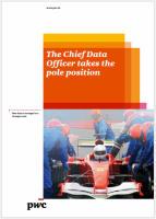 The Chief Data Officer takes the pole position