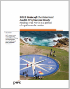 2015 State of the Internal Audit Profession Study