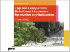 Top 100 Companies: Retail and Consumer by market c