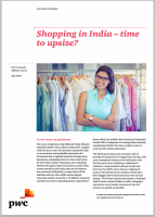 Shopping in India - time to upsize?