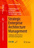 Strategic Enterprise Architecture Management Chall