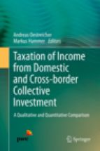 Taxation of Income from Domestic and Cross-border