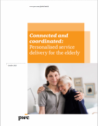 Connected and coordinated: Personalised service de