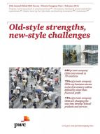 Old-style strengths, new-style challanges